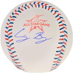Cody Bellinger Signed Official 2017 All-Star Game Baseball (Fanatics)