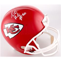 Justin Houston Signed Chiefs Full-Size Helmet (Radtke COA)