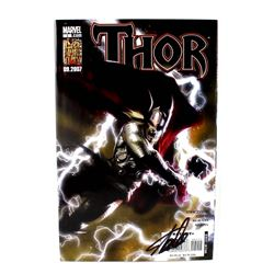 "Stan Lee Signed ""Thor"" Comic Book (Lee COA)"