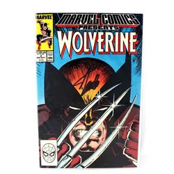 "Stan Lee Signed ""Wolverine"" Comic Book (Lee COA)"