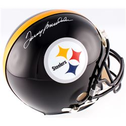 Terry Bradshaw Signed Steelers Full-Size Authentic On-Field Helmet (Bradshaw Hologram)