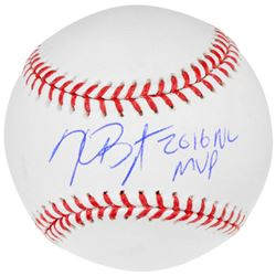 "Kris Bryant Signed Baseball Inscribed ""2016 NL MVP"" (Fanatics  MLB)"