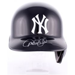 Derek Jeter Signed Yankees Full-Size Batting Helmet (Steiner COA  MLB Hologram)