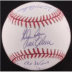 1969 Mets World Series Champions Reunion Multi-Signed OML Baseball With (19) Signatures Including Je
