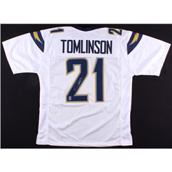 LaDainian Tomlinson Signed Chargers Jersey (Tomlinson Hologram)