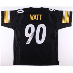 T. J. Watt Signed Steelers Jersey (Radtke COA  Watt Hologram)