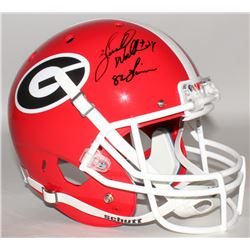 "Herschel Walker Signed Georgia Bulldogs Full Size Helmet Inscribed ""82 Heisman"" (JSA COA)"