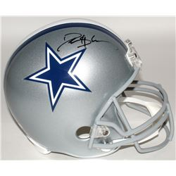 Deion Sanders Signed Cowboys Full-Size Helmet (Radtke COA)