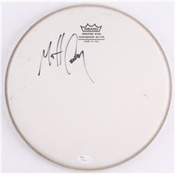 Matt Cameron of Pearl Jam Signed Drum Head (JSA COA)