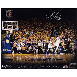 """Kyrie Irving Signed Cavaliers """"Game 7"""" NBA Finals 16x20 Limited Edition Photo (Panini COA)"""