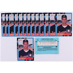 Lot of (15) 1988 Donruss #644 Tom Glavine RC