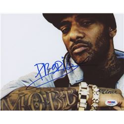 Prodigy Signed 8x10 Photo (PSA COA)