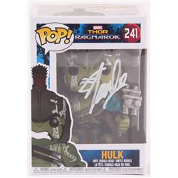"Stan Lee Signed ""Gladiator Hulk"" Funko Pop Vinyl Figure (Radtke COA  Lee Hologram)"