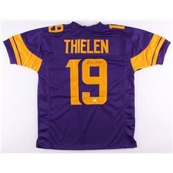 Adam Thielen Signed Vikings Color Rush Jersey (TSE COA)