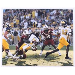 Jadeveon Clowney Signed South Carolina Gamecocks 16x20 Photo (Leaf COA)