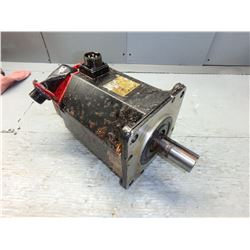 FANUC a12/3000 A06B-0143-B075#7075 AC SERVO MOTOR **TAG HARD TO READ** **CRACKED CAP SEE PHOTOS**
