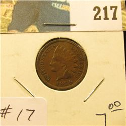 1906 Indian Cent - XF
