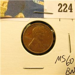 1919 Lincoln Cent - MS BN