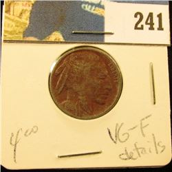 1918 Buffalo Nickel  VG-F details