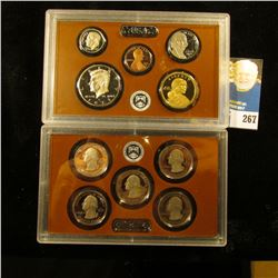2013 S Proof Set, 10 coins, no box