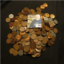 (407) Unsearched U.S. Wheat Cents.