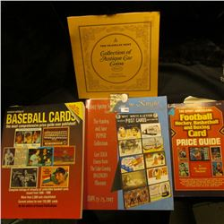 """Paperback books: """"The Franklin Mint Collection of Antique Car Coins Series 2"""", Descriptions by Floyd"""