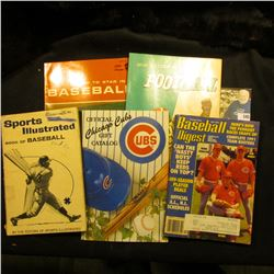 """Group of paperback books: """"How To Star in Football"""", by Herman L. Masin, 64 pgs.; """"How to Star in Ba"""