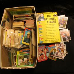 """1963 """"New Revised Edition The American League"""", hardbound book edited by Ed Fitzgerald; & a shoe box"""