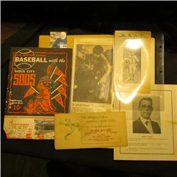 """Magazine article 1927 Yankees; autographed Newspaper photo of Mark """"The Bird"""" Fidrych with a 700 pou"""