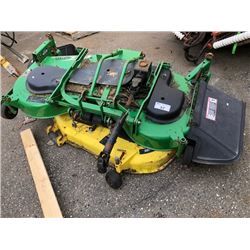 2 MOWER ATTACHMENTS