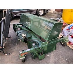 SPORTSFIELD SWEEPER ATTACHMENT