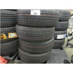 4 NEW KUMHO 215/65R16 TIRES