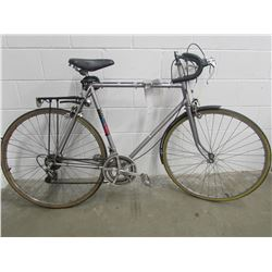 GREY 21 SPEED MENS RACING BIKE