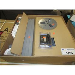 SATELLITE DISH IN BOX WITH SATELLITE FINDER MODEL SF1000
