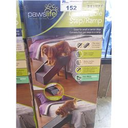 PAWS LIFE DELUXE CONVERTIBLE STEP RAMP