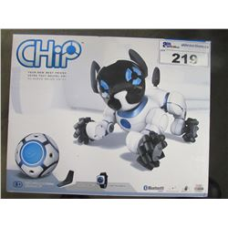 WOW WEE CHIP ROBOTIC TOY DOG