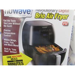 NUWAVE DIGITAL BRIO AIR FRYER