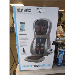 HOMEDICS PERFECT TOUCH MASSAGE CUSHION WITH HEAT