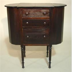 MARTHA WASHINGTON SEWING CABINET