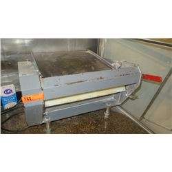 Anets Commercial Dough Roller/Sheeter?