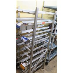 Full Size Aluminum Can Rack for #10 Cans