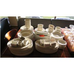 Misc. Round & Oval Dishes, Bowls, Ramekins, Condiment Holders, etc. Various Sizes