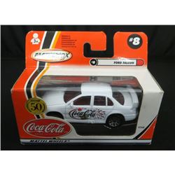 Matchbox Coca-Cola Ford Falcon Die-Cast Car