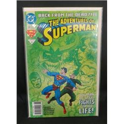 DC The Adventures Of Superman #11