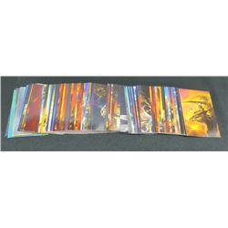 1995 Bob Eggleton Fantasy art Complete Set Of 90