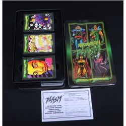 Warriors Of Plasm Special Edition Tin Set