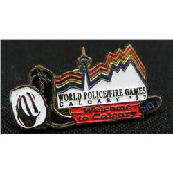 World Police/Fire Games Calgary 1997 Day 1