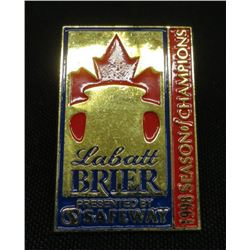 1998 Labatt Brier Collector Pin