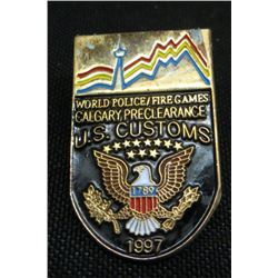 1997 World Police Fire Games Calgary Preclerance