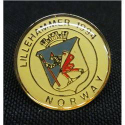 Lillehammer 1994 Norway Collector Pin